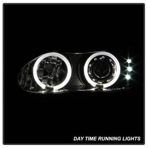 Spyder Auto - Halo LED Projector Headlights 5009234 - Image 7