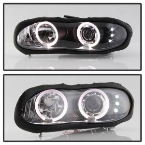 Spyder Auto - Halo LED Projector Headlights 5009234 - Image 8