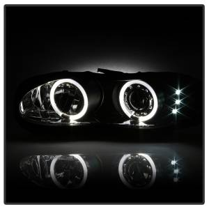 Spyder Auto - Halo LED Projector Headlights 5009234 - Image 9
