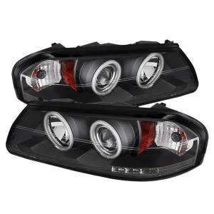 Spyder Auto - CCFL LED Projector Headlights 5009388 - Image 1