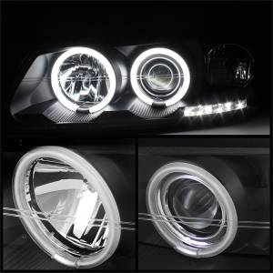 Spyder Auto - CCFL LED Projector Headlights 5009388 - Image 2