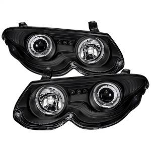 Spyder Auto - Halo LED Projector Headlights 5009432 - Image 1