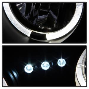 Spyder Auto - Halo LED Projector Headlights 5009432 - Image 3