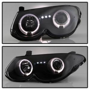 Spyder Auto - Halo LED Projector Headlights 5009432 - Image 7