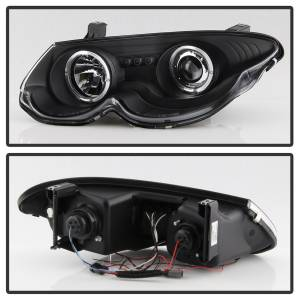 Spyder Auto - Halo LED Projector Headlights 5009432 - Image 9