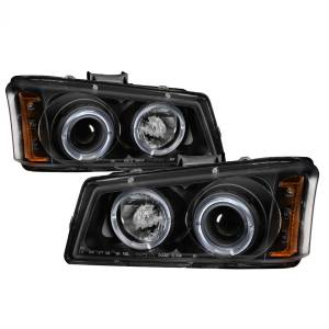 Spyder Auto - Halo LED Projector Headlights 5009456 - Image 1