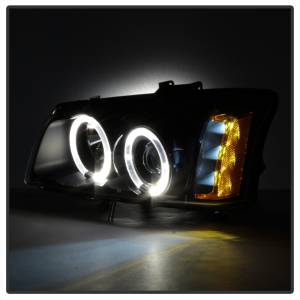 Spyder Auto - Halo LED Projector Headlights 5009456 - Image 6