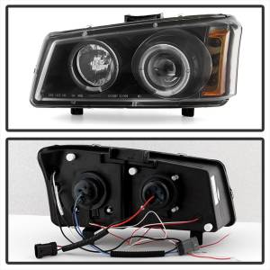 Spyder Auto - Halo LED Projector Headlights 5009456 - Image 8
