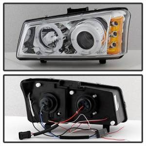 Spyder Auto - Halo LED Projector Headlights 5009463 - Image 9
