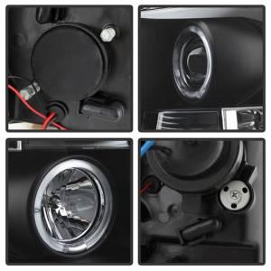 Spyder Auto - Halo LED Projector Headlights 5009494 - Image 2