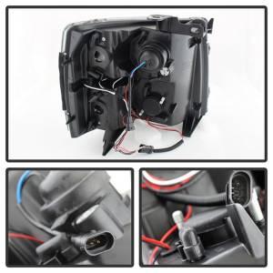 Spyder Auto - Halo LED Projector Headlights 5009494 - Image 3