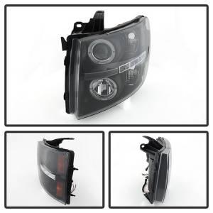 Spyder Auto - Halo LED Projector Headlights 5009494 - Image 4