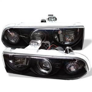 Spyder Auto - Halo Projector Headlights 5009524