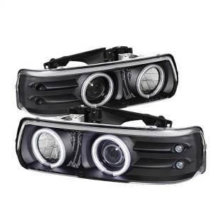 Spyder Auto - CCFL LED Projector Headlights 5009579 - Image 1