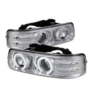 Spyder Auto - CCFL LED Projector Headlights 5009586