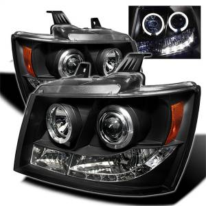 Spyder Auto - Halo Projector Headlights 5009647