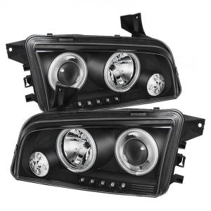 Spyder Auto - CCFL LED Projector Headlights 5009715 - Image 1