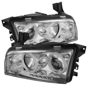 Spyder Auto - CCFL LED Projector Headlights 5009722 - Image 1