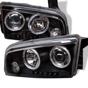 Spyder Auto - Halo LED Projector Headlights 5009739 - Image 1