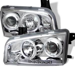 Spyder Auto - Halo LED Projector Headlights 5009746 - Image 1