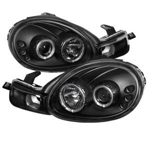Spyder Auto - Halo LED Projector Headlights 5009906 - Image 1