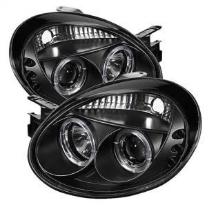 Spyder Auto - Halo LED Projector Headlights 5009920 - Image 1