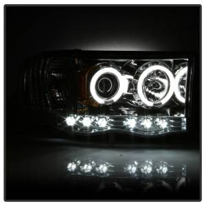 Spyder Auto - CCFL LED Projector Headlights 5009968 - Image 2