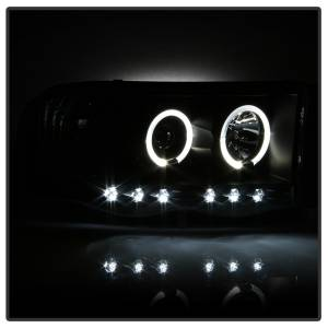 Spyder Auto - Halo LED Projector Headlights 5009975 - Image 3