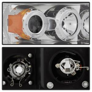 Spyder Auto - Halo LED Projector Headlights 5009982 - Image 2