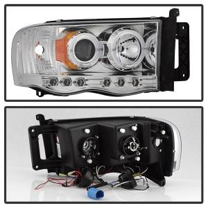 Spyder Auto - Halo LED Projector Headlights 5009982 - Image 3