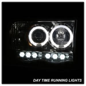 Spyder Auto - Halo LED Projector Headlights 5009982 - Image 4