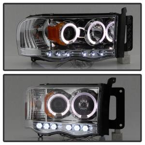 Spyder Auto - Halo LED Projector Headlights 5009982 - Image 6