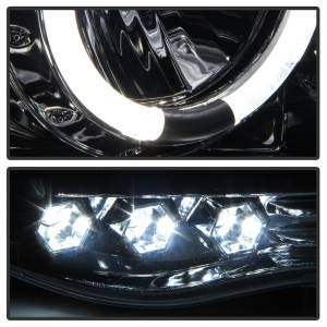 Spyder Auto - Halo LED Projector Headlights 5009982 - Image 7