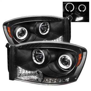 Spyder Auto - Halo LED Projector Headlights 5010001 - Image 1