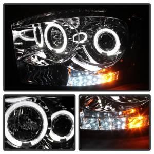 Spyder Auto - Halo LED Projector Headlights 5010018 - Image 4