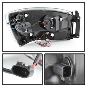 Spyder Auto - Halo LED Projector Headlights 5010018 - Image 5