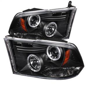 Spyder Auto - Halo LED Projector Headlights 5010032