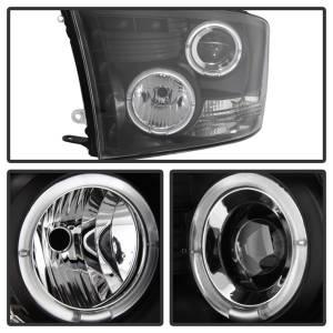 Spyder Auto - Halo LED Projector Headlights 5010032 - Image 8