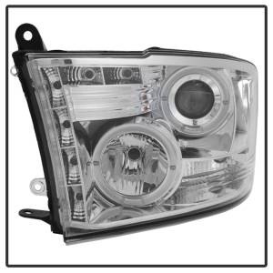 Spyder Auto - Halo LED Projector Headlights 5010049 - Image 3