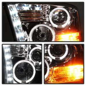 Spyder Auto - Halo LED Projector Headlights 5010049 - Image 5