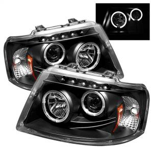 Spyder Auto - Halo LED Projector Headlights 5010117