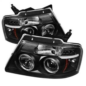 Spyder Auto - Halo LED Projector Headlights 5010209