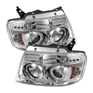 Spyder Auto - Halo LED Projector Headlights 5010216