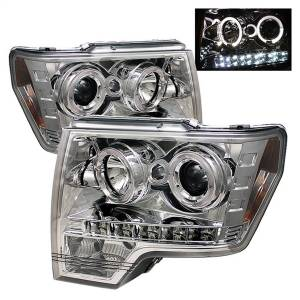 Spyder Auto - Halo LED Projector Headlights 5010247