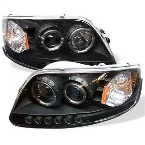 Spyder Auto - Halo LED Projector Headlights 5010261 - Image 1