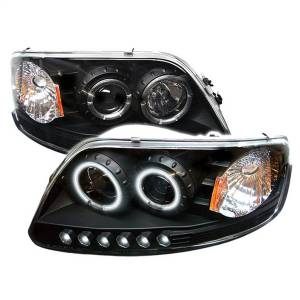 Spyder Auto - CCFL LED Projector Headlights 5010292