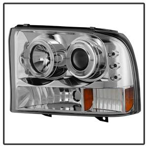 Spyder Auto - Dual Halo LED Projector Headlights 5010360 - Image 2