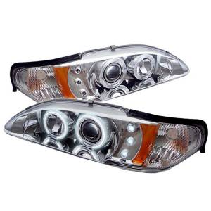 Spyder Auto - CCFL LED Projector Headlights 5010438 - Image 1