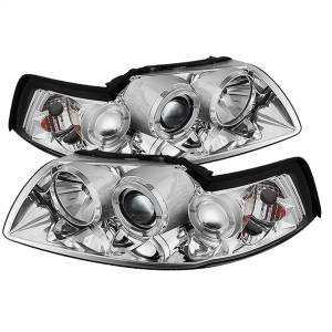 Spyder Auto - Halo Projector Headlights 5010452 - Image 1