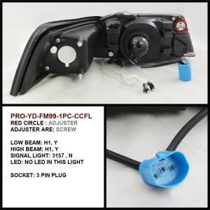 Spyder Auto - CCFL Projector Headlights 5010483 - Image 2